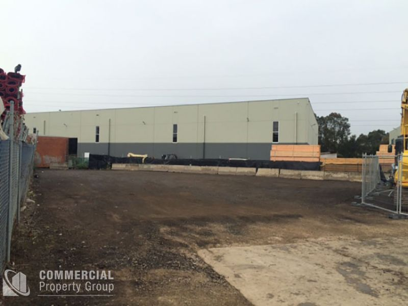 LEASED BY PETER FILLADITES - Strathfield South Storage Yard