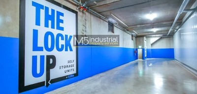21m² - 26m² - The LOCK UP Brand New Self Storage Units