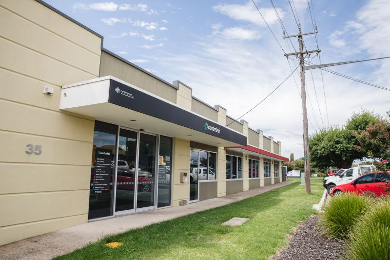 Securely Leased to the Commonwealth of Australia
