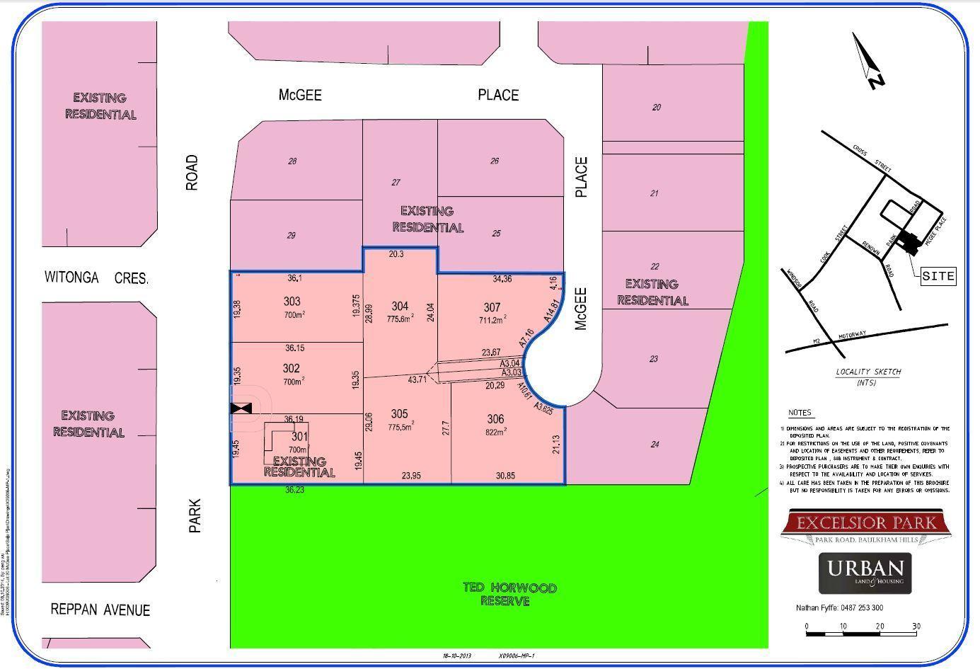 Baulkham Hills Lot 303 Park Road