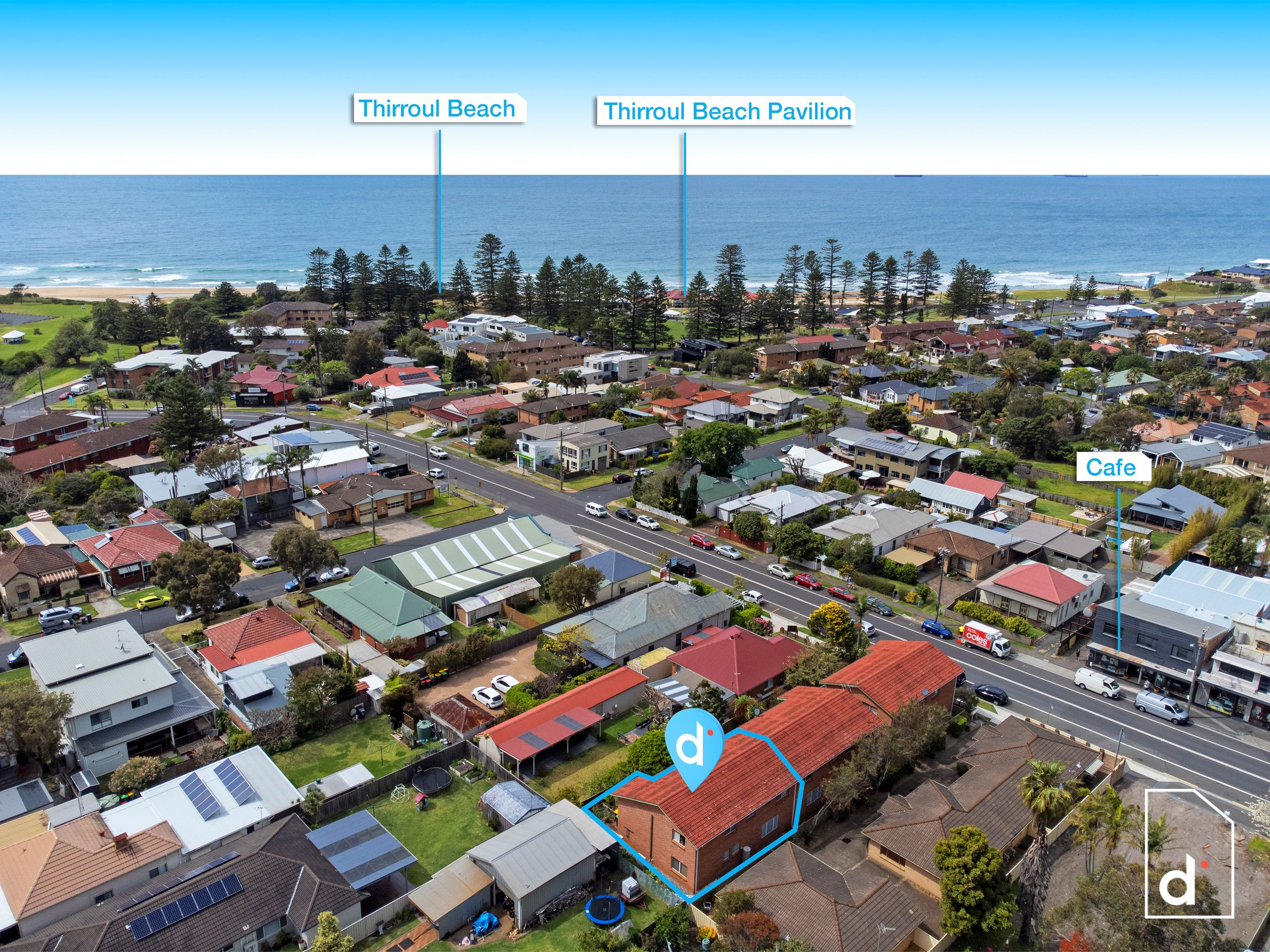 3/250 Lawrence Hargrave Drive, Thirroul NSW 2515