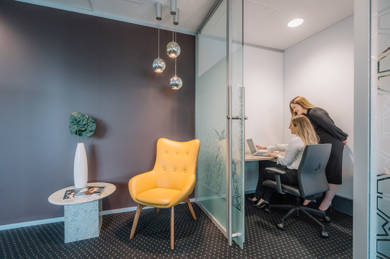 Executive 3-person workspace in the acclaimed Nishi Building