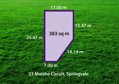 GOLDEN OPPORTUNITY! PRECIOUS LAND IN SPRINGVALE CENTRAL!