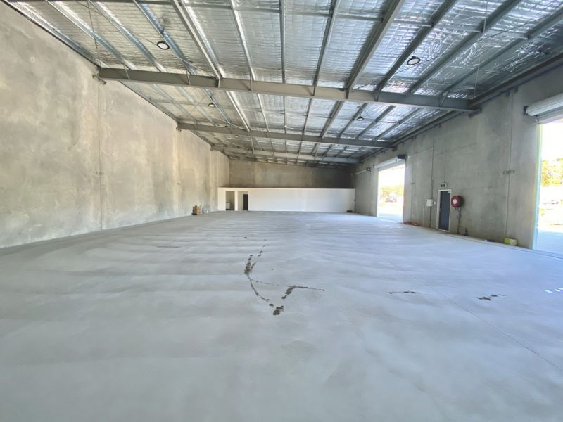 New Warehouses Opposite Toll and Moments To The Bruce Highway
