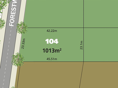 Glenmore Park, Lot 104 Forestwood  Drive