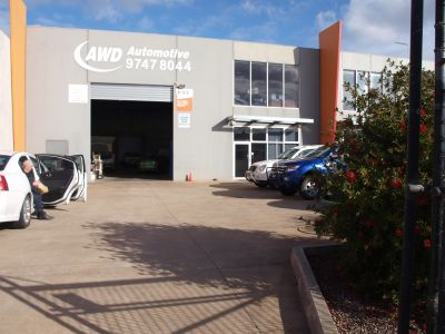 QUALITY INDUSTRIAL PROPERTY