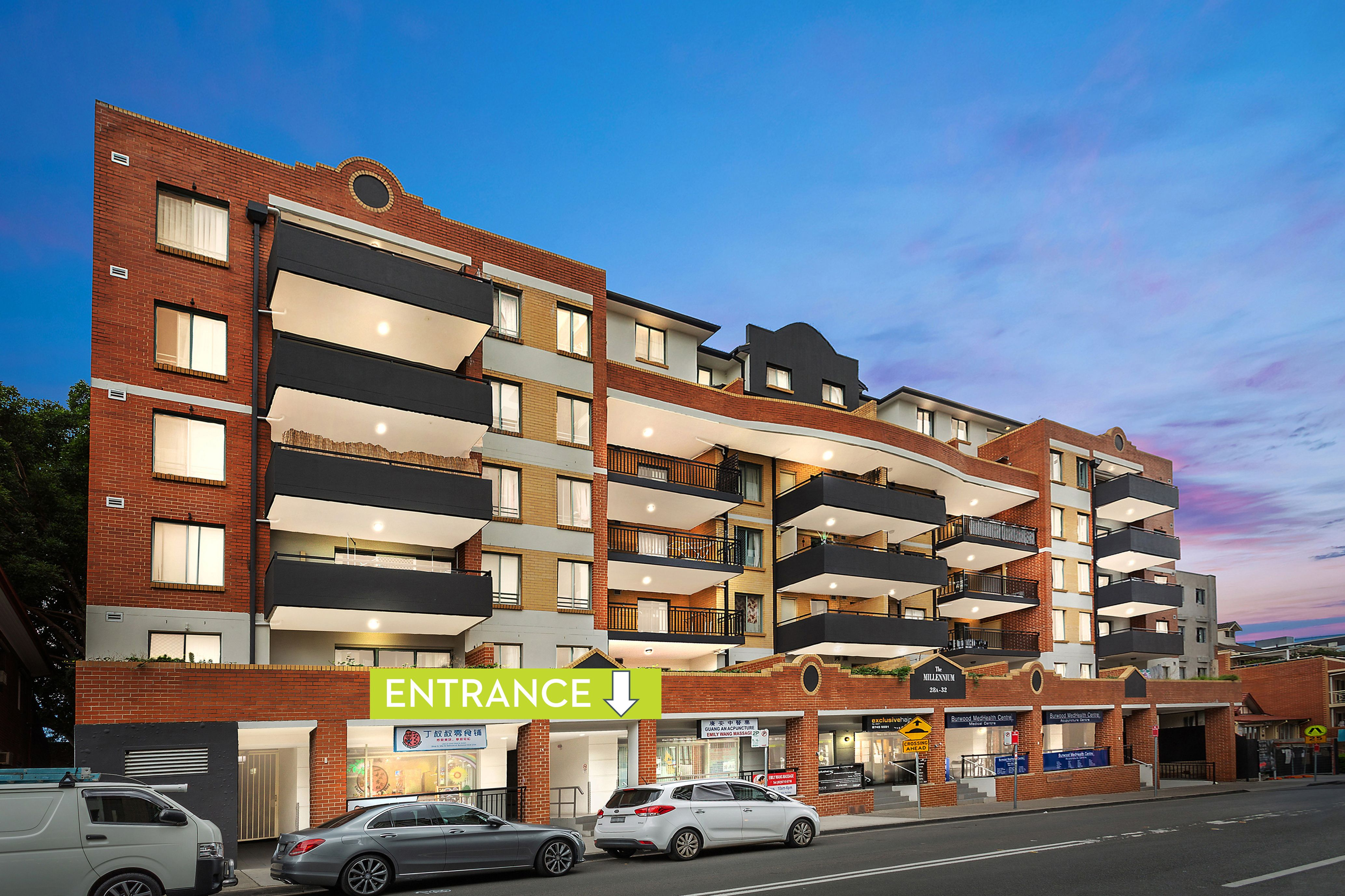 74/28a-32 Belmore Street, Burwood NSW 2134