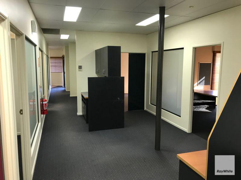Professional Top Floor Office