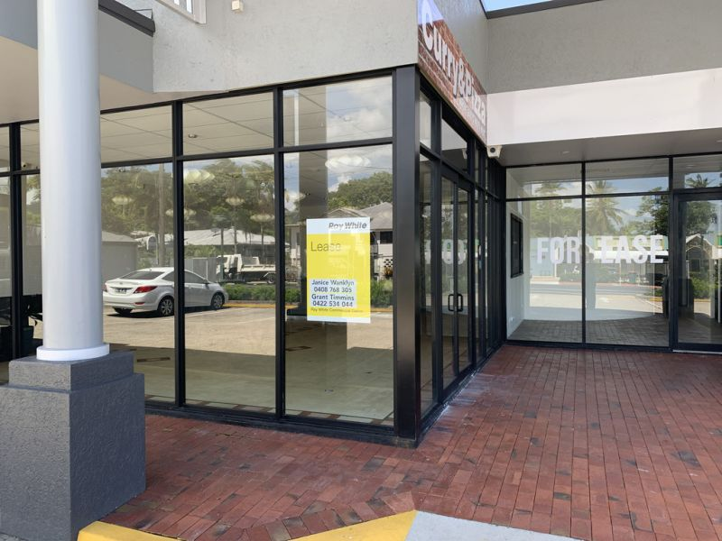 The Avenue Edge Hill - 100 sqm Retail Shop Available To Lease
