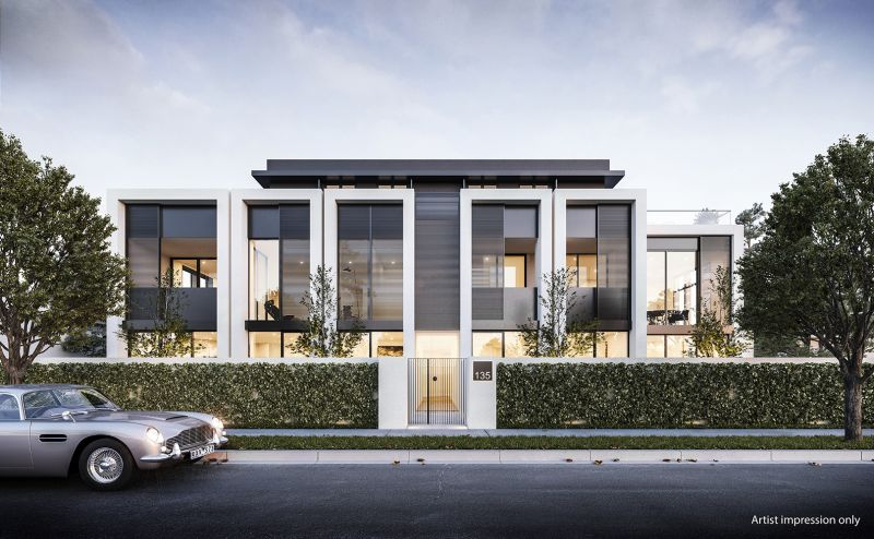 LAST 1 REMAINING - 2 Bedroom Boutique Residence - Exceptional Style, Unprecedented Brighton Convenience