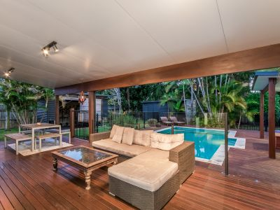 COMPLETELY RENOVATED OASIS WITH JAW DROPPING ENTERTAINMENT AREA