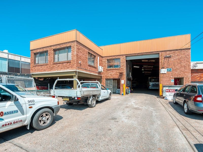 Rare Opportunity in a tightly held Industrial Location