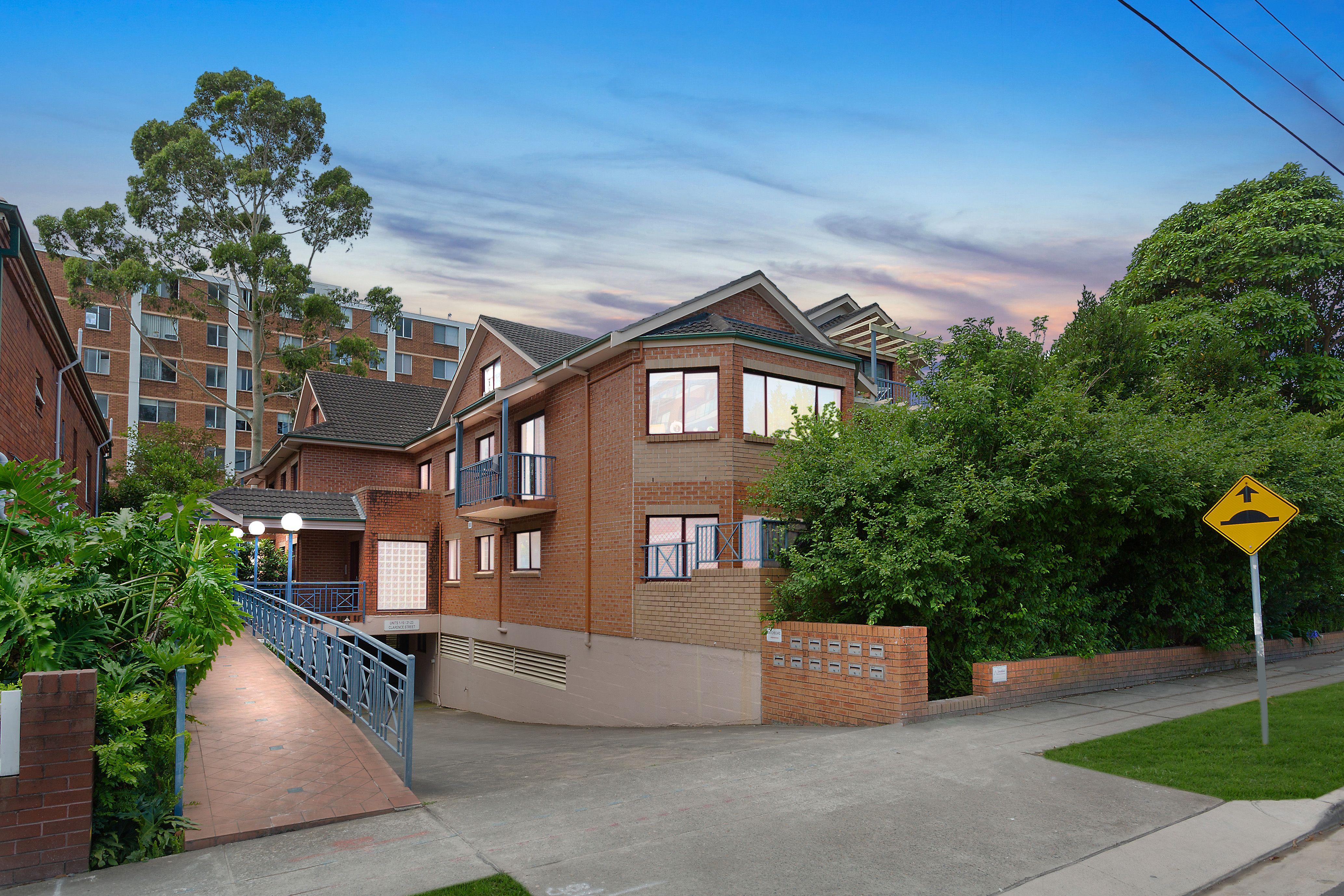 3/21-23 Clarence Street, Burwood NSW 2134