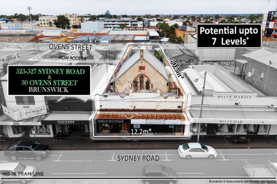 PRIME BRUNSWICK FREEHOLD - INVEST, DEVELOP OR OCCUPY