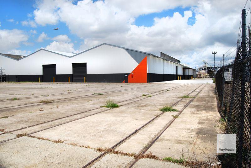 Industrial site in Pinkenba