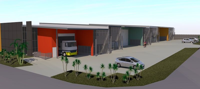 Stylish New Industrial Warehouse Available for Lease