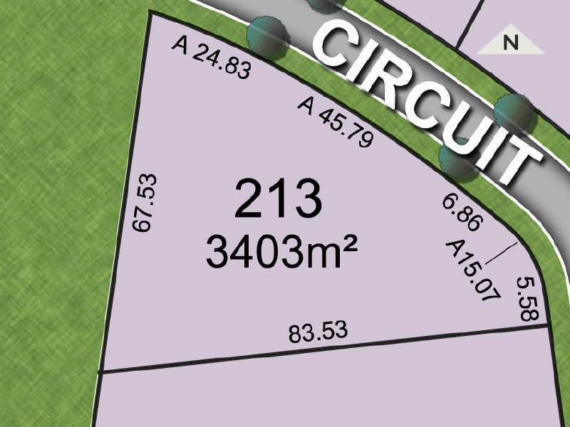 Branxton Lot 213 Pin Oak Circuit