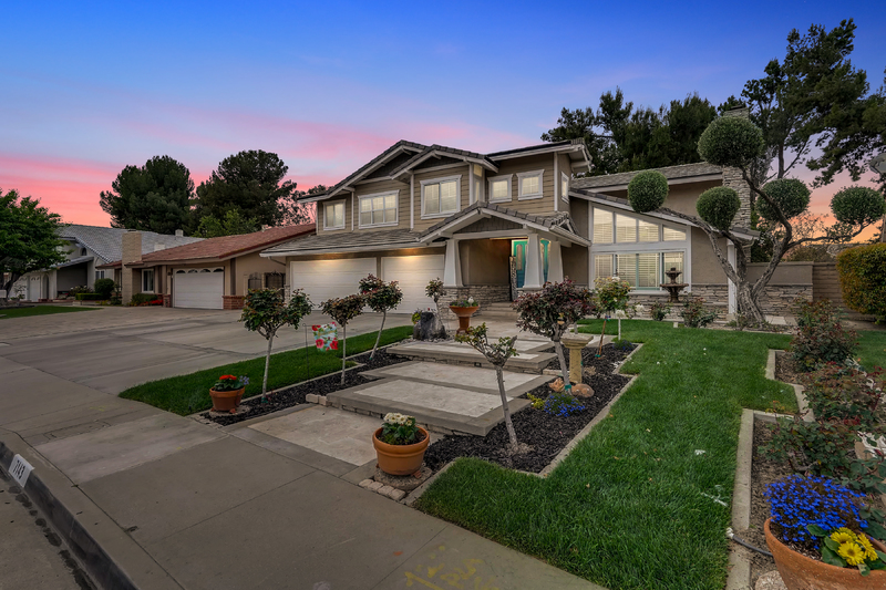 IN ESCROW PRIOR TO AUCTION - Entertainer's Delight in Anaheim Hills!