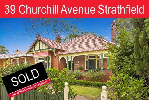 G & K Pritchard | Churchill Ave Strathfield