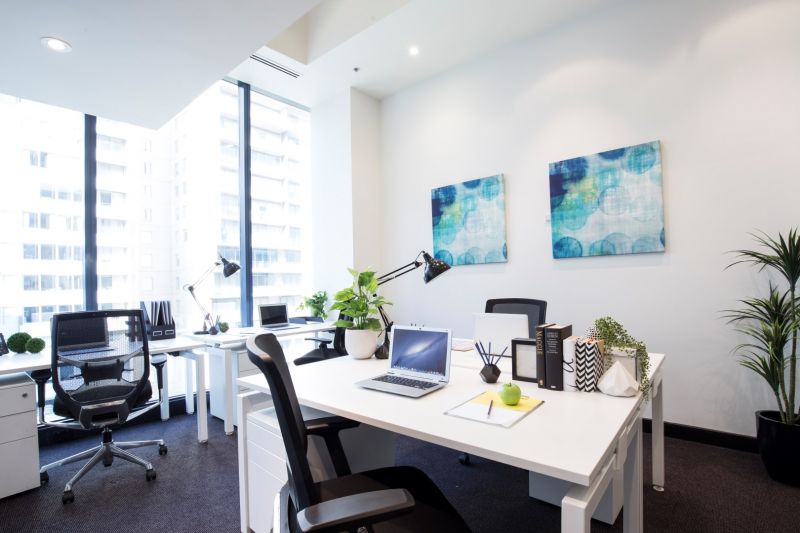 Unique, light and bright office in iconic St Kilda Rd Towers