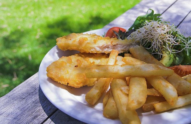 Fish & Chips Take Away in Excellent Location Country Style