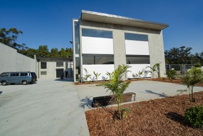 Brand new industrial unit only one available!