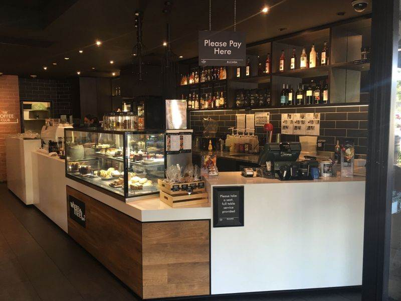 For Sale The Coffee Club Bulimba, Brisbane - Return Your Investment In Less Than A Year!