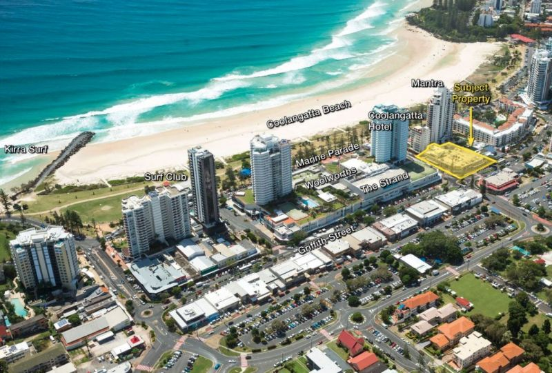 Budget Coolangatta Retail/Office space
