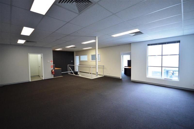 Lease separate floors or whole building
