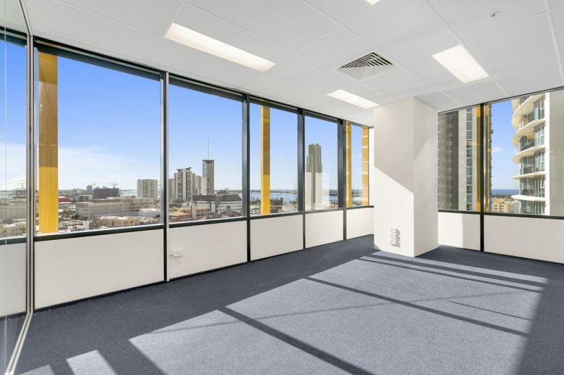 Professional, Practical Eleventh-Floor Corner Suites
