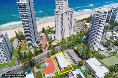 BEACHSIDE INVESTMENT - DEVELOPMENT OPPORTUNITY