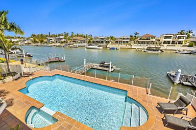 Magnificent Family Home..... Over 18m* Waterfrontage