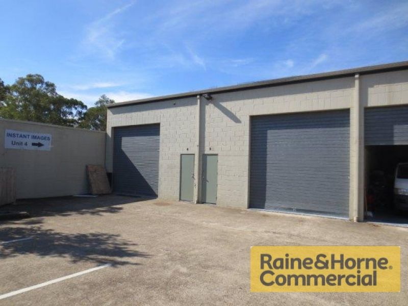 137sqm Neat and Tidy Affordable Industrial Unit