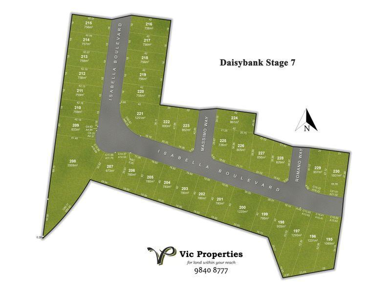 Lot 205/104 Isabella Boulevard, Korumburra VIC 3950