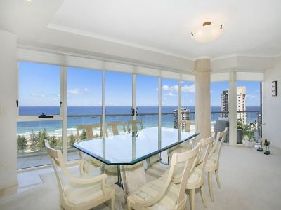Captivating Penthouse In Secure Establishment