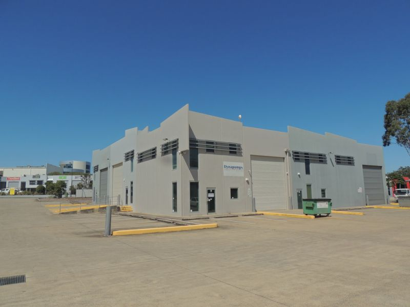 Warehouse And Office - 184m2*