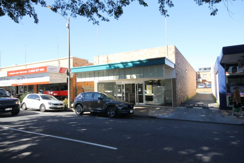 High Profile Office/Retail On Busy Edith Street