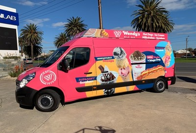 Wendy's On Wheels Food Truck – Fully Fitted Out - ONCE IN A LIFETIME OPPORTUNITY