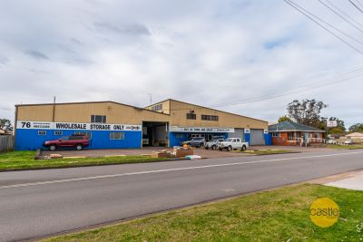 Industrial investment 3583m2+,in 3 units or ready for your buisness