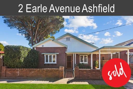 Buyer of 2 Earle Ave Ashfield