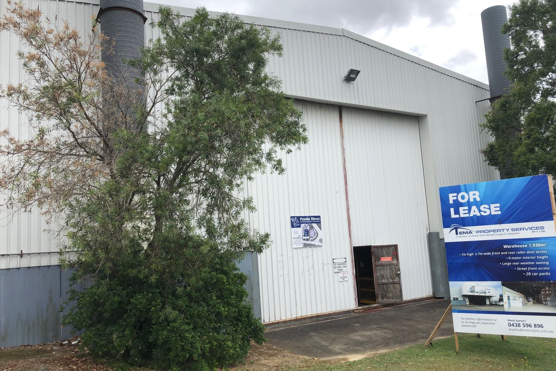 WAREHOUSE  - HUGE OPPORTUNITY