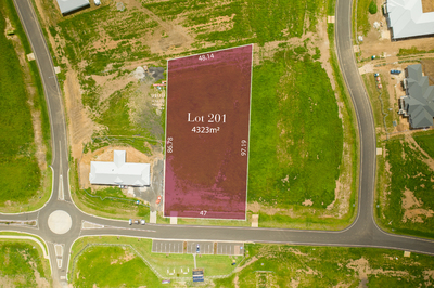 Tahmoor LOT 201  9 Acres Way | The Acres