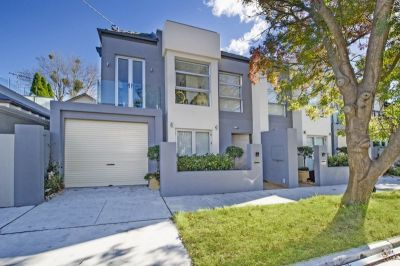 Newly-Built Contemporary Home In Prestigious Double Bay