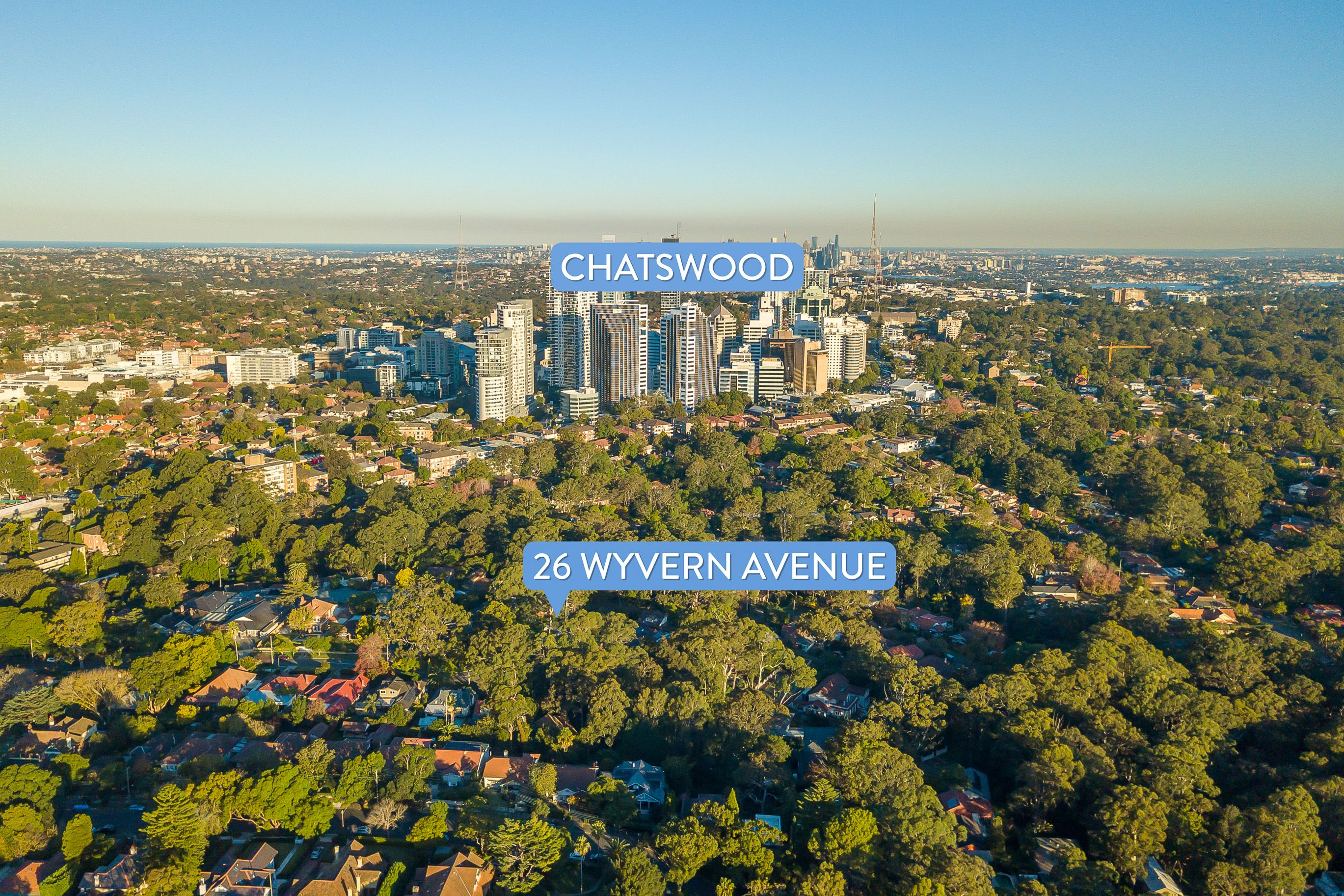 26 Wyvern Avenue Chatswood 2067