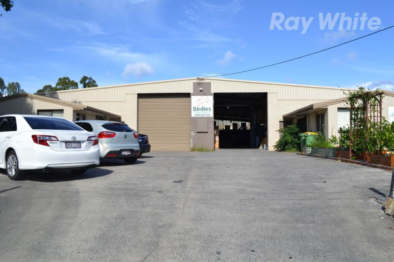 Rare Freehold Industrial Facility With Exceptional Truck Access