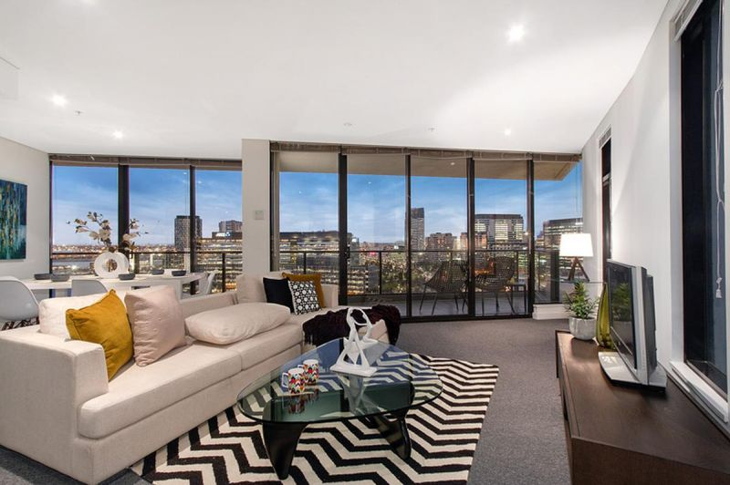 Absolute Waterfront Splendour at Yarra's Edge
