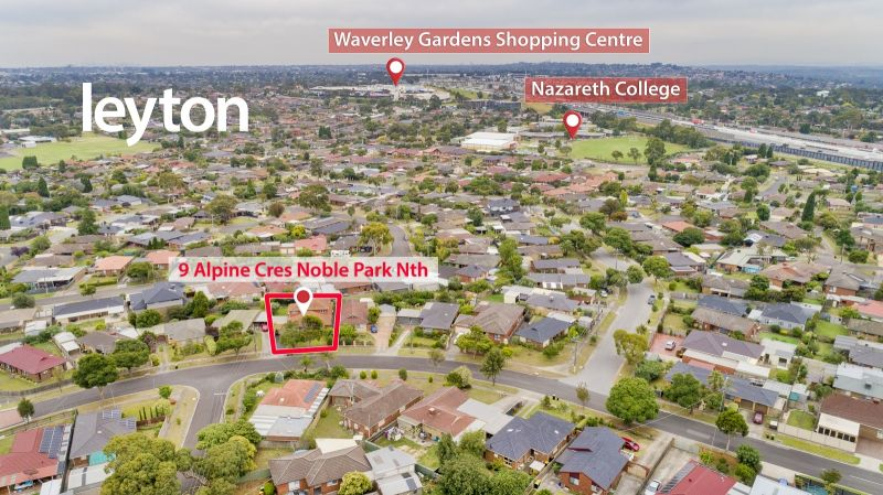 9 Alpine Crescent, Noble Park North
