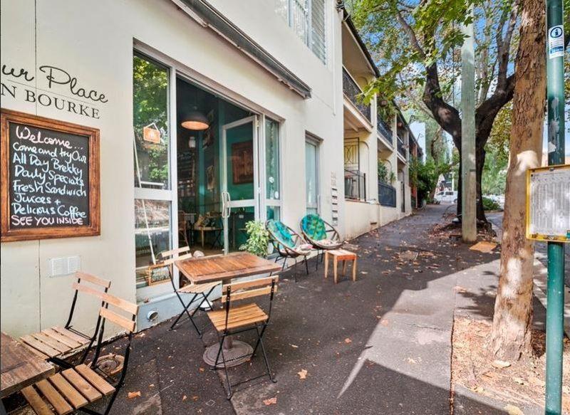 Ground/266 Bourke Street