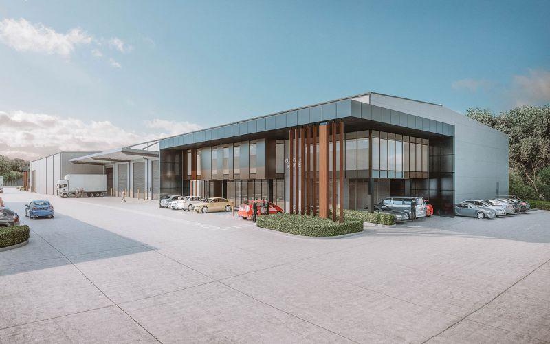 Brand New Office/Warehouse