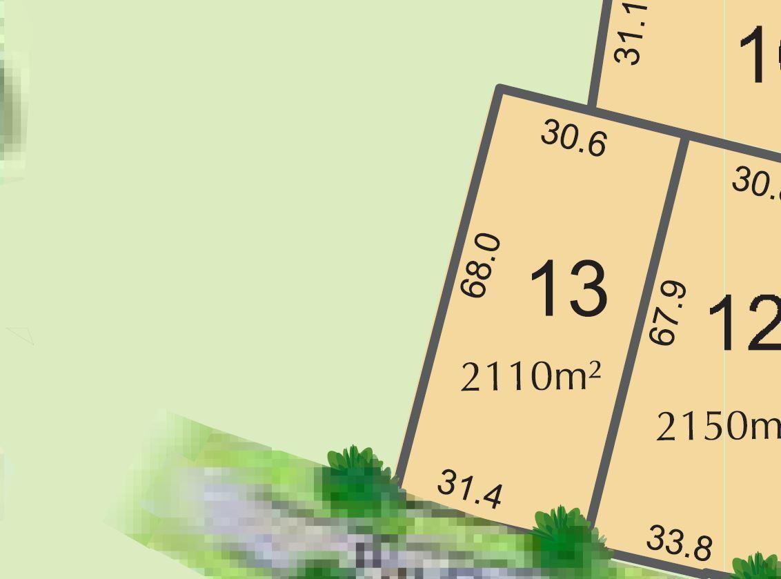 Branxton LOT 13 Pin Oak Circuit